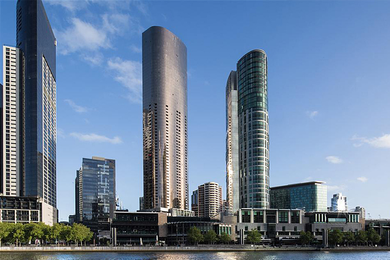 9 Power St, Southbank. Prima Pearl Apartments