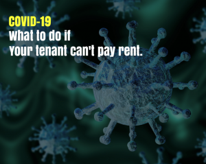 COVID-19 What to do if your tenants can't pay rent