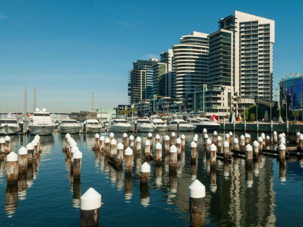 About Docklands